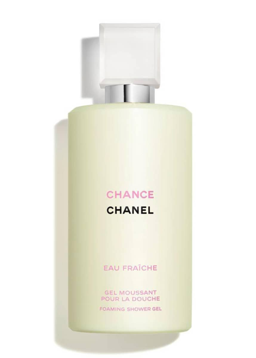 CHANEL CHANCE EAU FRAÎCHE Foaming Shower Gel, 200 mL