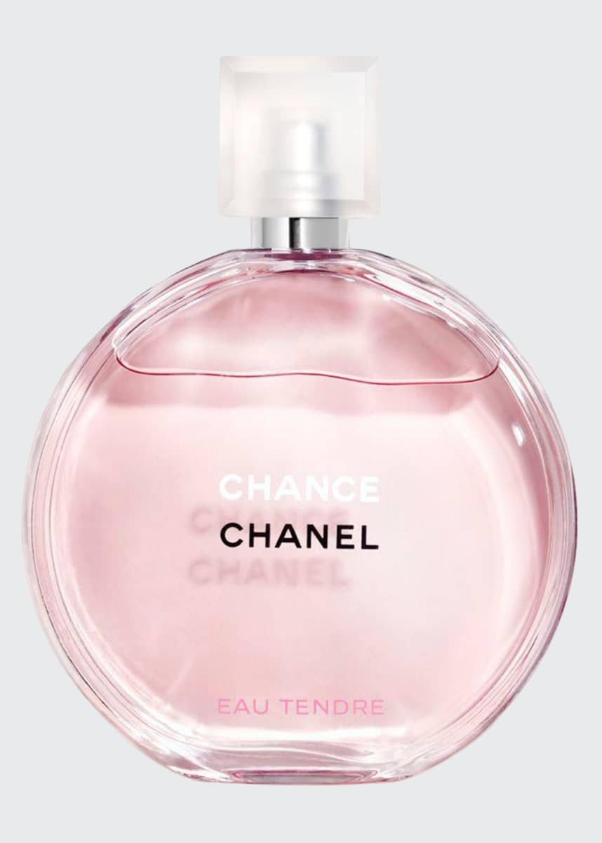CHANEL CHANCE EAU TENDRE Eau de Toilette Spray, 3.4 oz.