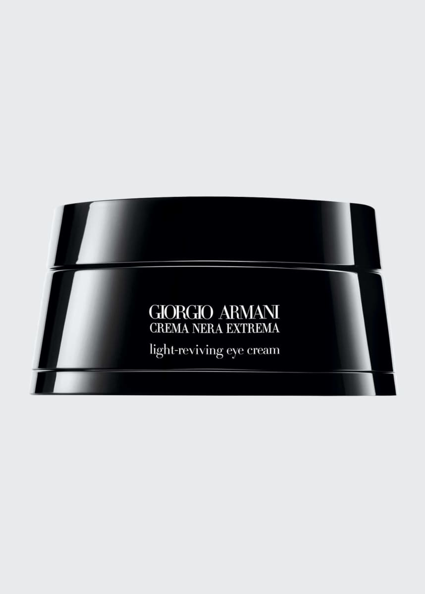 Giorgio Armani Crema Nera Eye Cream, 15 mL