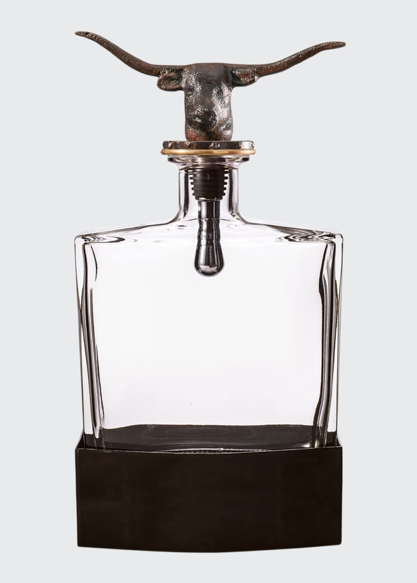 Jan Barboglio Nueces Decanter