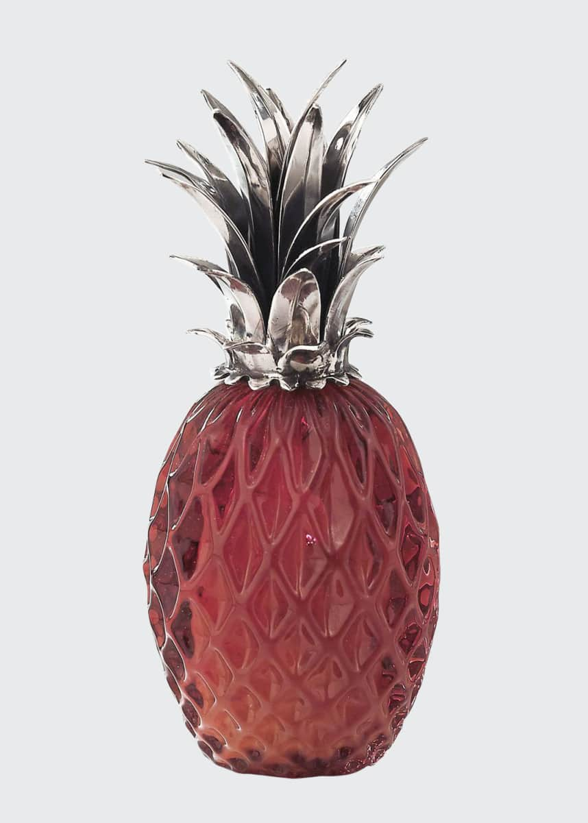 Buccellati Pineapple Place Card Holder, Each