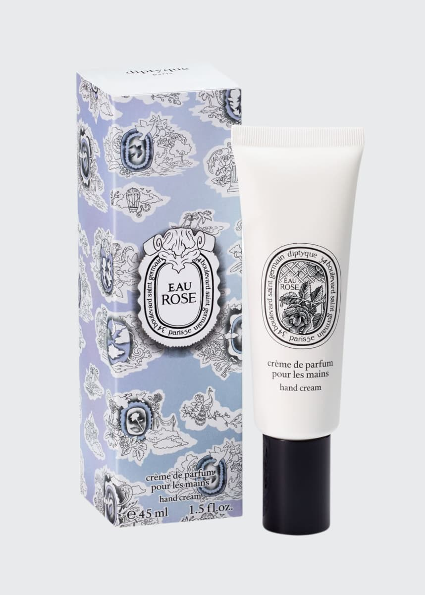 Diptyque Eau Rose Hand Cream, 1.5 oz./ 45 mL