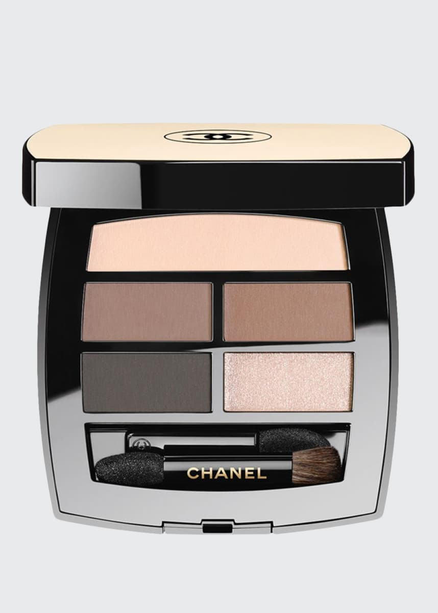 CHANEL LES BEIGES HEALTHY GLOW NATURAL EYESHADOW PALETTE