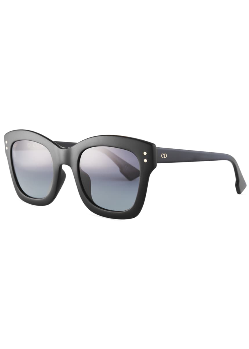 Dior Dior Izon2 Square Transparent Sunglasses