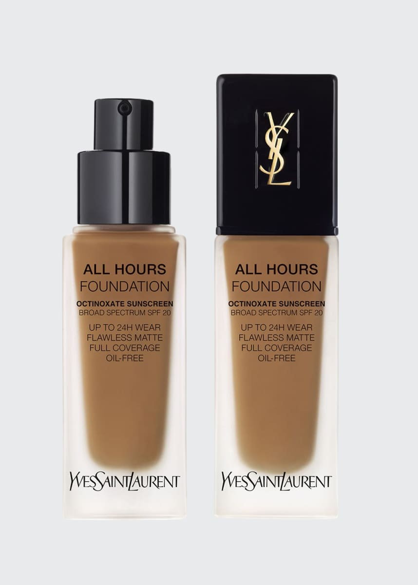 Yves Saint Laurent Beaute All Hours Full Coverage Matte Foundation