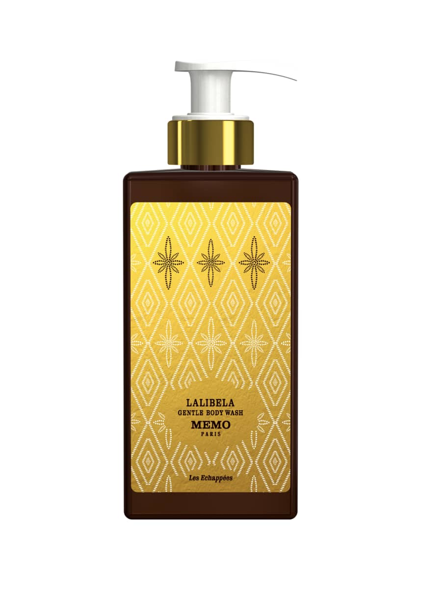 Memo Paris Lalibela Body Wash, 8.5 oz./ 250 mL