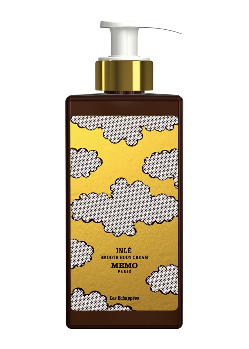 Memo Paris Inle Body Cream, 8.5 oz./ 250 mL