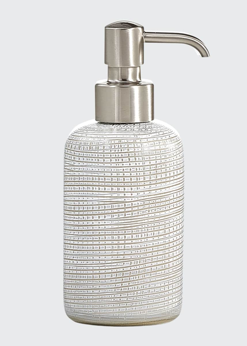 Labrazel Woven Platinum Pump Dispenser
