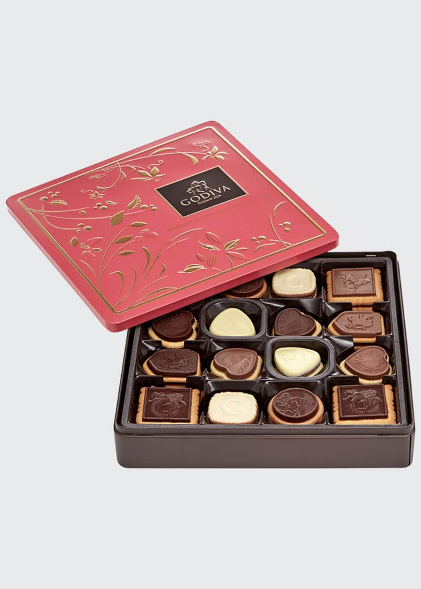 Godiva Chocolatier 46-Piece Large Biscuit Assortment