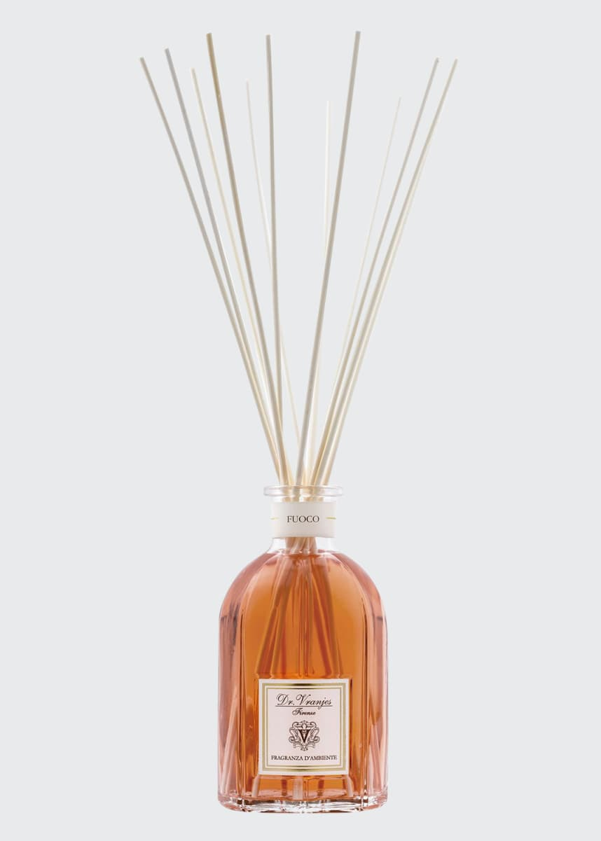 Dr. Vranjes Firenze Fuoco Glass Bottle Home Fragrance, 8.5 oz./ 250 mL