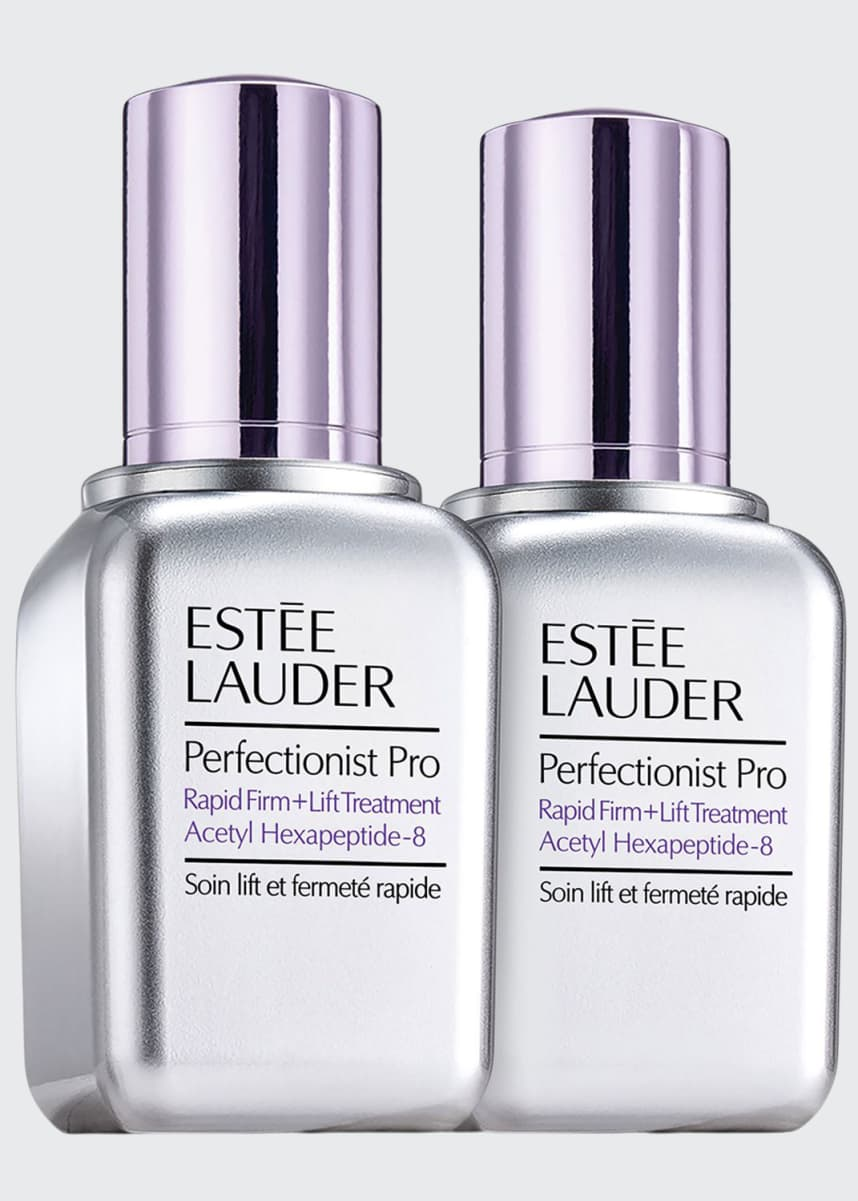 Estee Lauder Perfectionist Pro Rapid Firm + Lift Treatment with Acetyl Hexapeptide-8 Duo