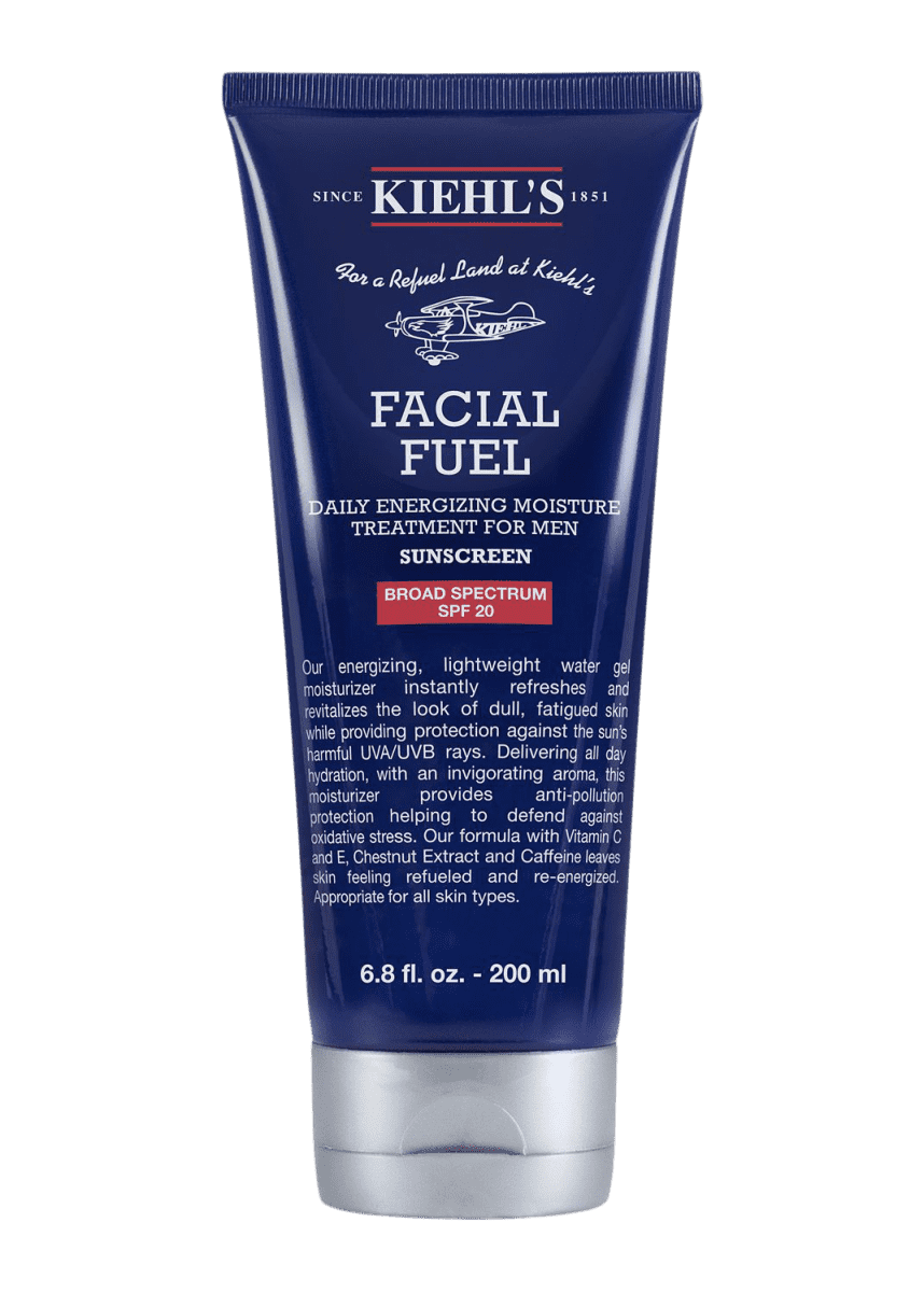 Kiehl's Since 1851 Facial Fuel Daily Energizing Moisture Treatment for Men SPF 20, 6.8 oz. / 200 mL