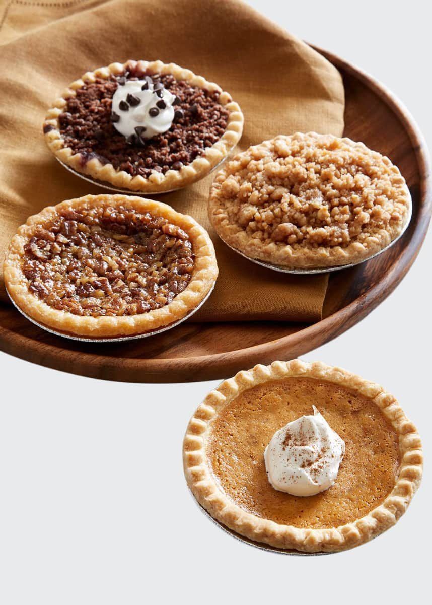 Tootie Pie Company Taste the Holiday Assorted Mini Pies