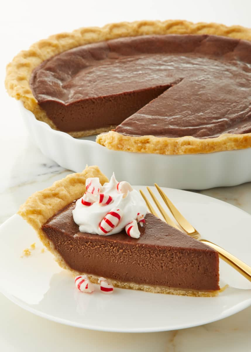 Tootie Pie Company Peppermint Chocolate Pie