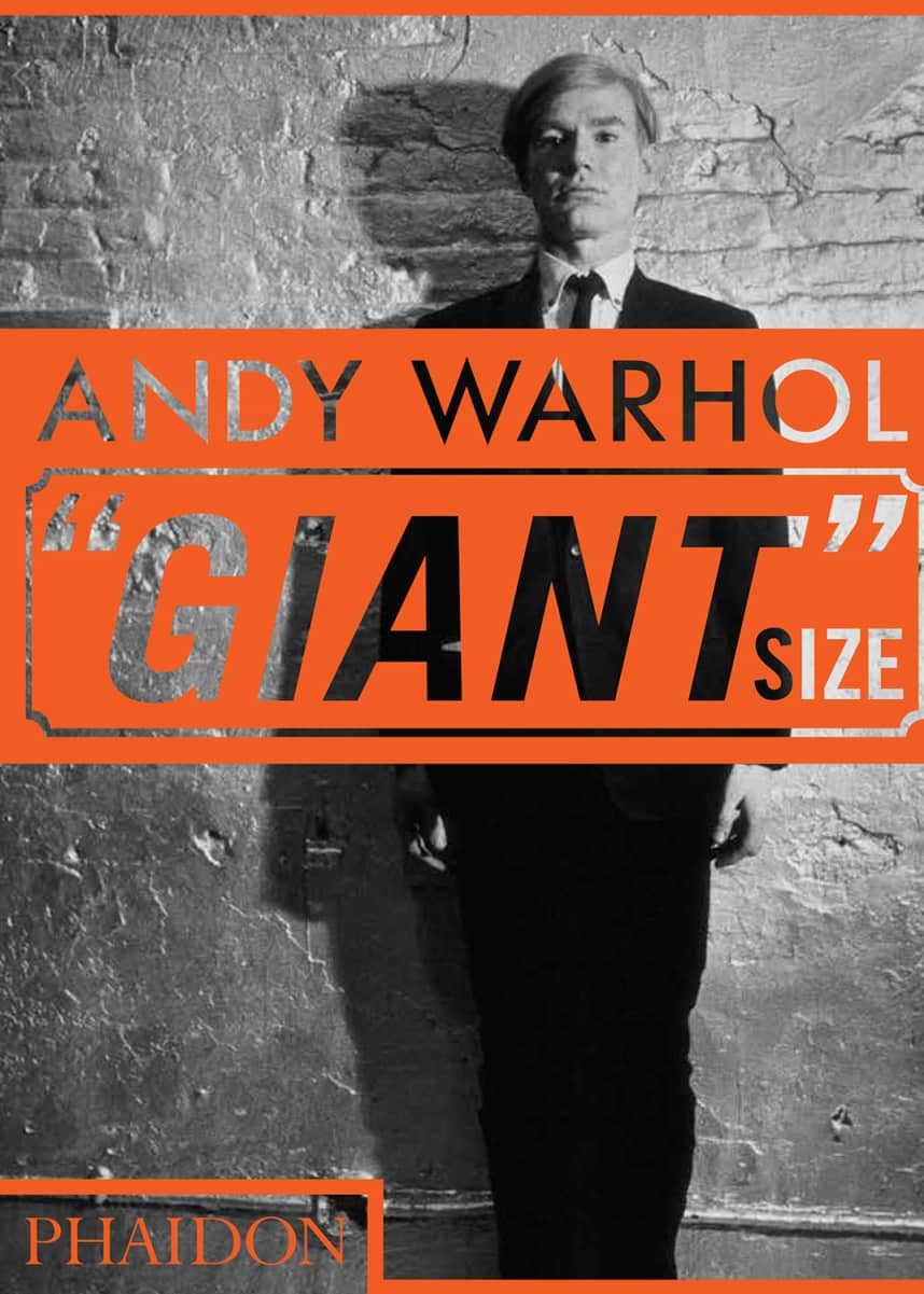 "Phaidon Press 'Andy Warhol ""Giant Size""' Mini Format Book"