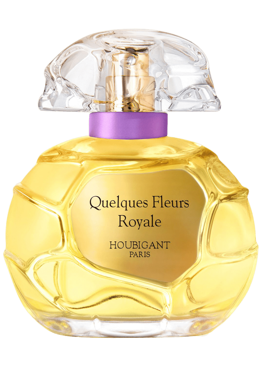 Houbigant Paris Exclusive Quelques Fleurs Royale Collection Privee, 3.3 oz./ 100 mL