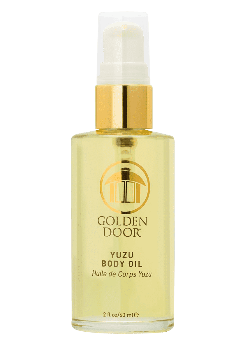 Golden Door Yuzu Body Oil, 2.0 oz./ 60 mL