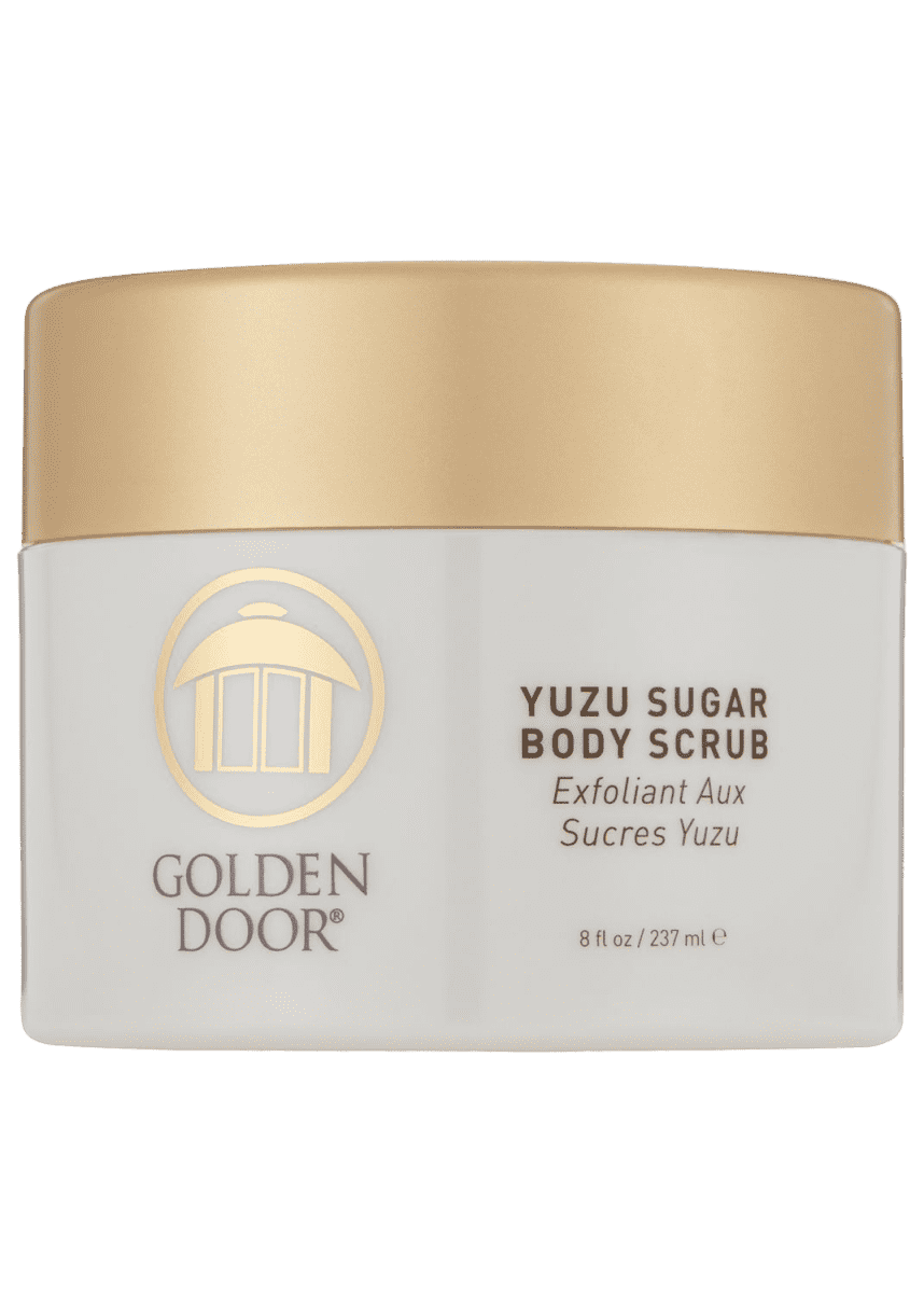 Golden Door Yuzu Sugar Body Scrub, 8.0 oz./ 237 mL