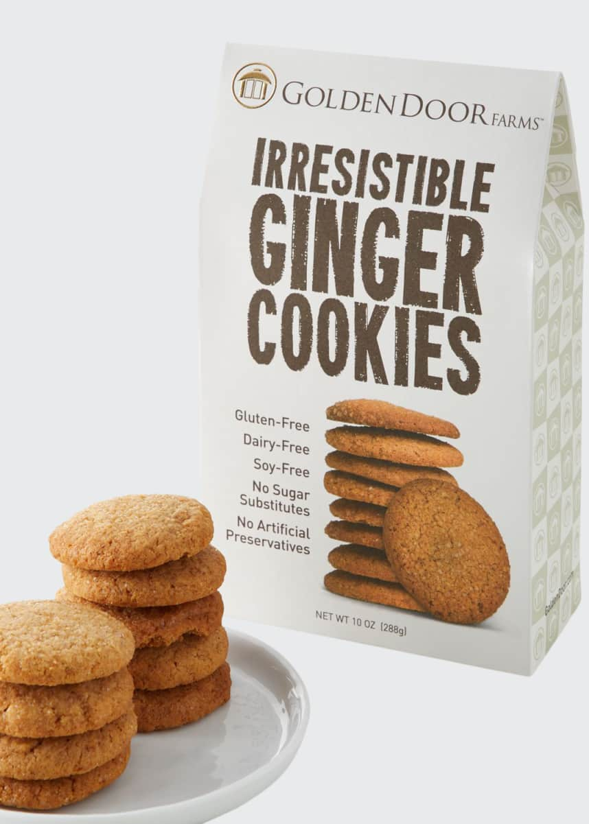 Golden Door Irresistible Ginger Cookies