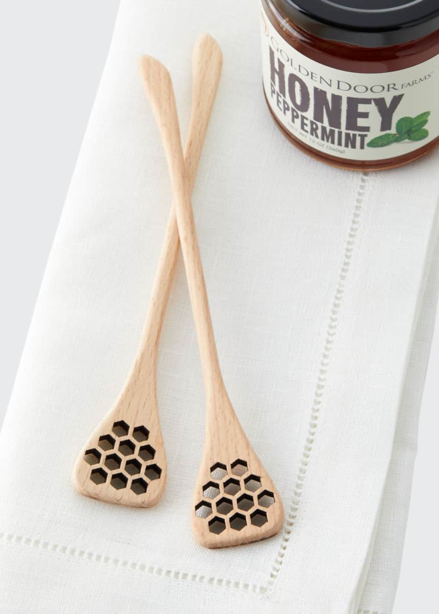 Golden Door Revotex Honey Dipping Spoons