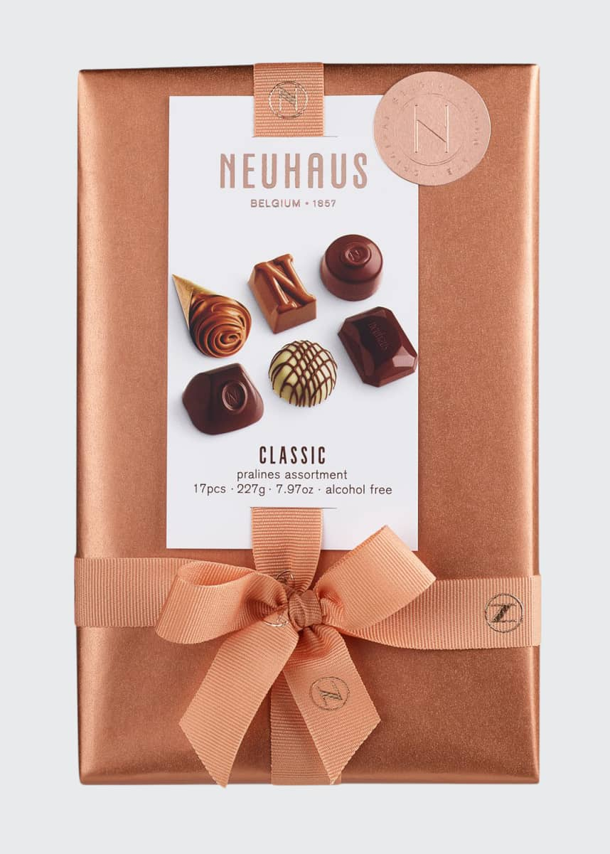Neuhaus Chocolate 17-Piece Classic Pralines Assortment