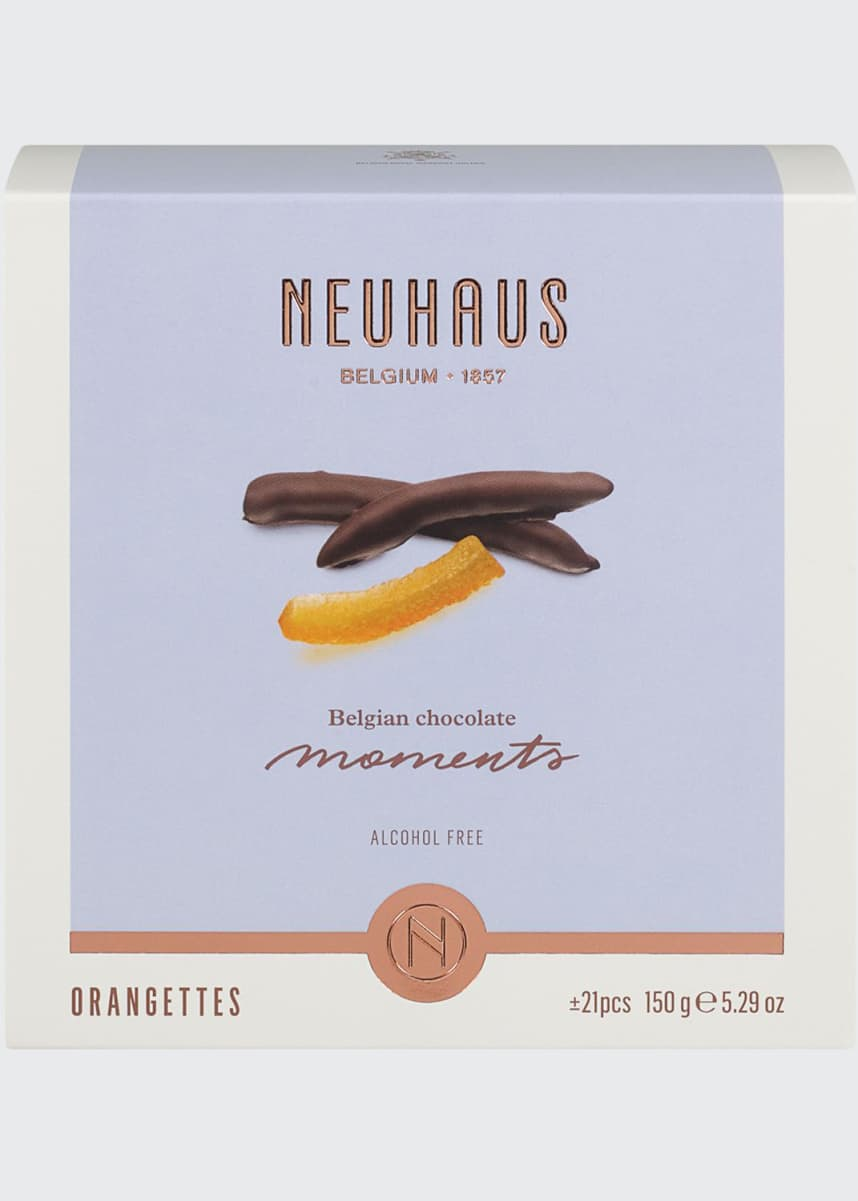 Neuhaus Chocolate 21-Piece Orangettes Box
