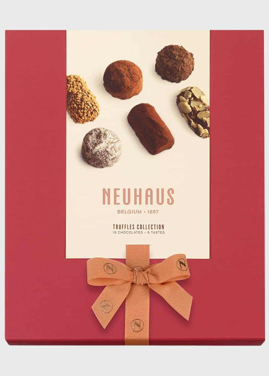 Neuhaus Chocolate 16-Piece Truffles Glamour Collection