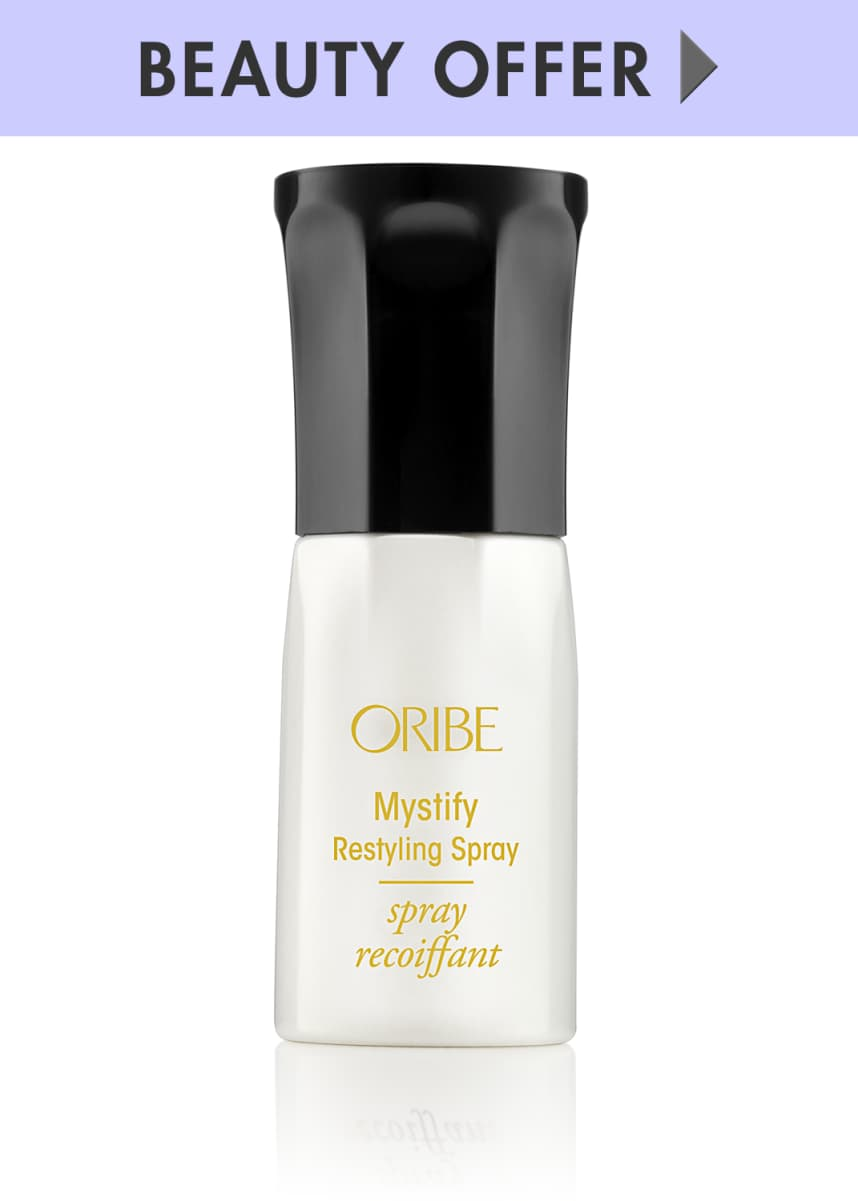 Oribe Yours with any $60 Oribe Purchase