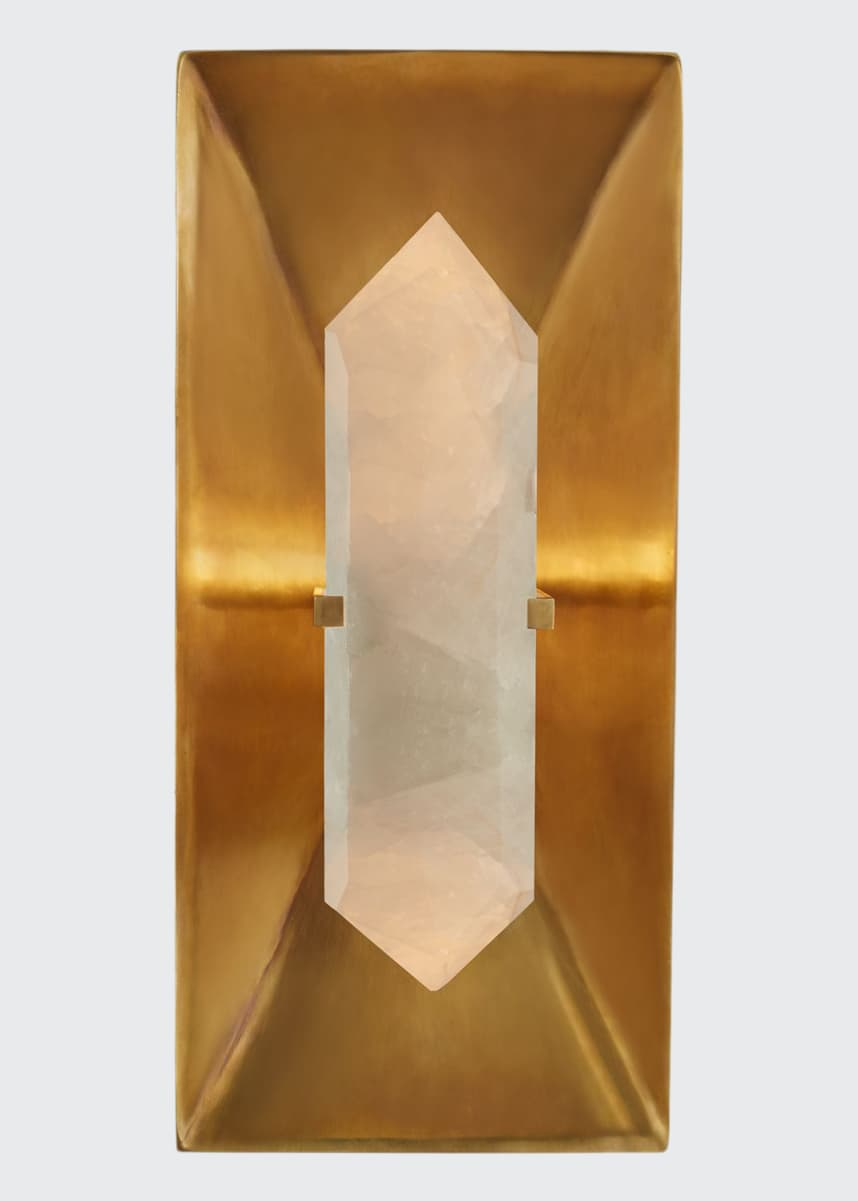Kelly Wearstler Halcyon Rectangle Sconce