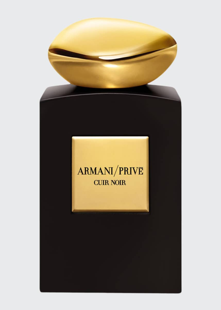 Giorgio Armani Prive Cuir Noir Intense, 100 mL