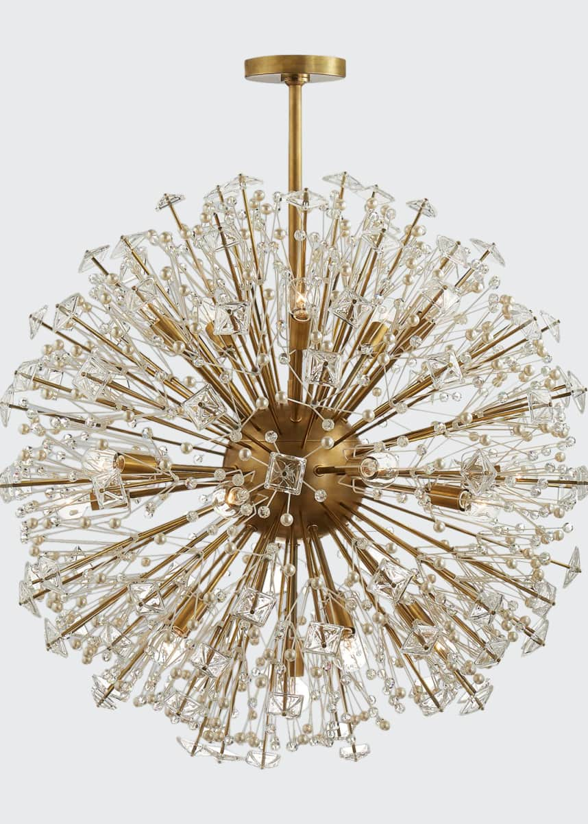 kate spade new york Dickinson Large Chandelier