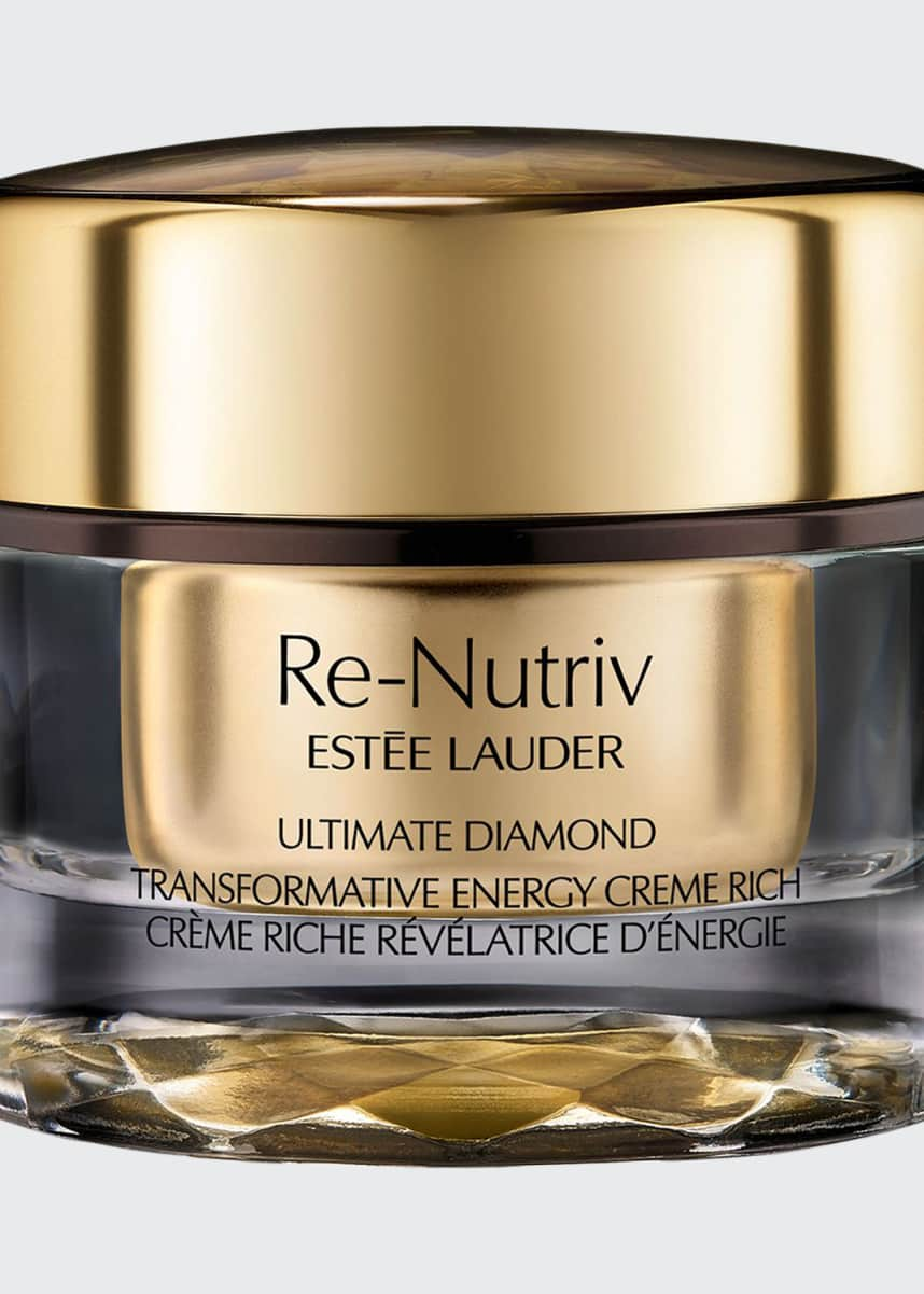 Estee Lauder Re-Nutriv Ultimate Diamond Transformative Energy Creme Rich, 1.7 oz./ 50 mL