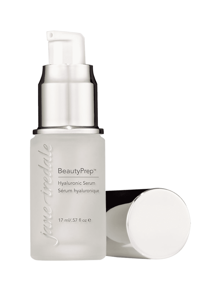 Jane Iredale BeautyPrep Hyaluronic Serum, 0.57 oz. / 17 ml