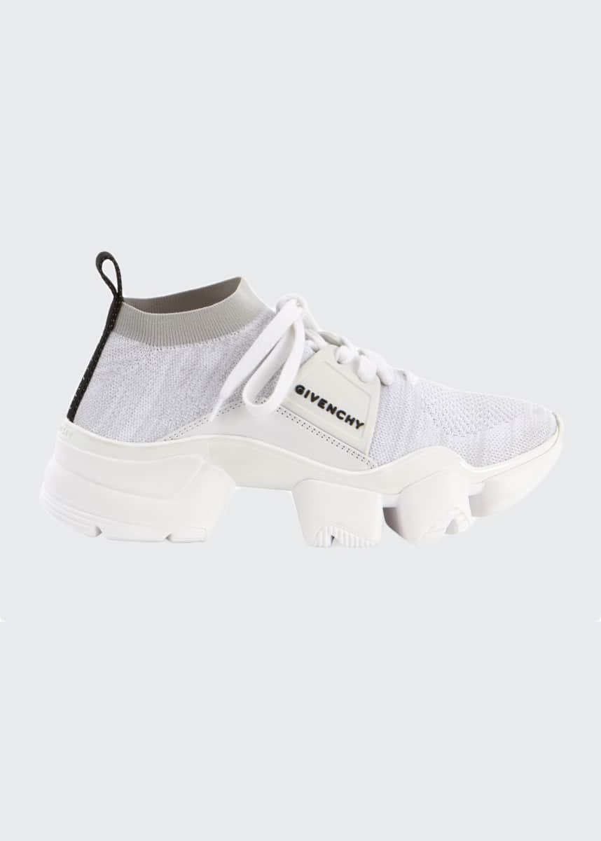 Givenchy Jaw Low-Top Sock Sneakers