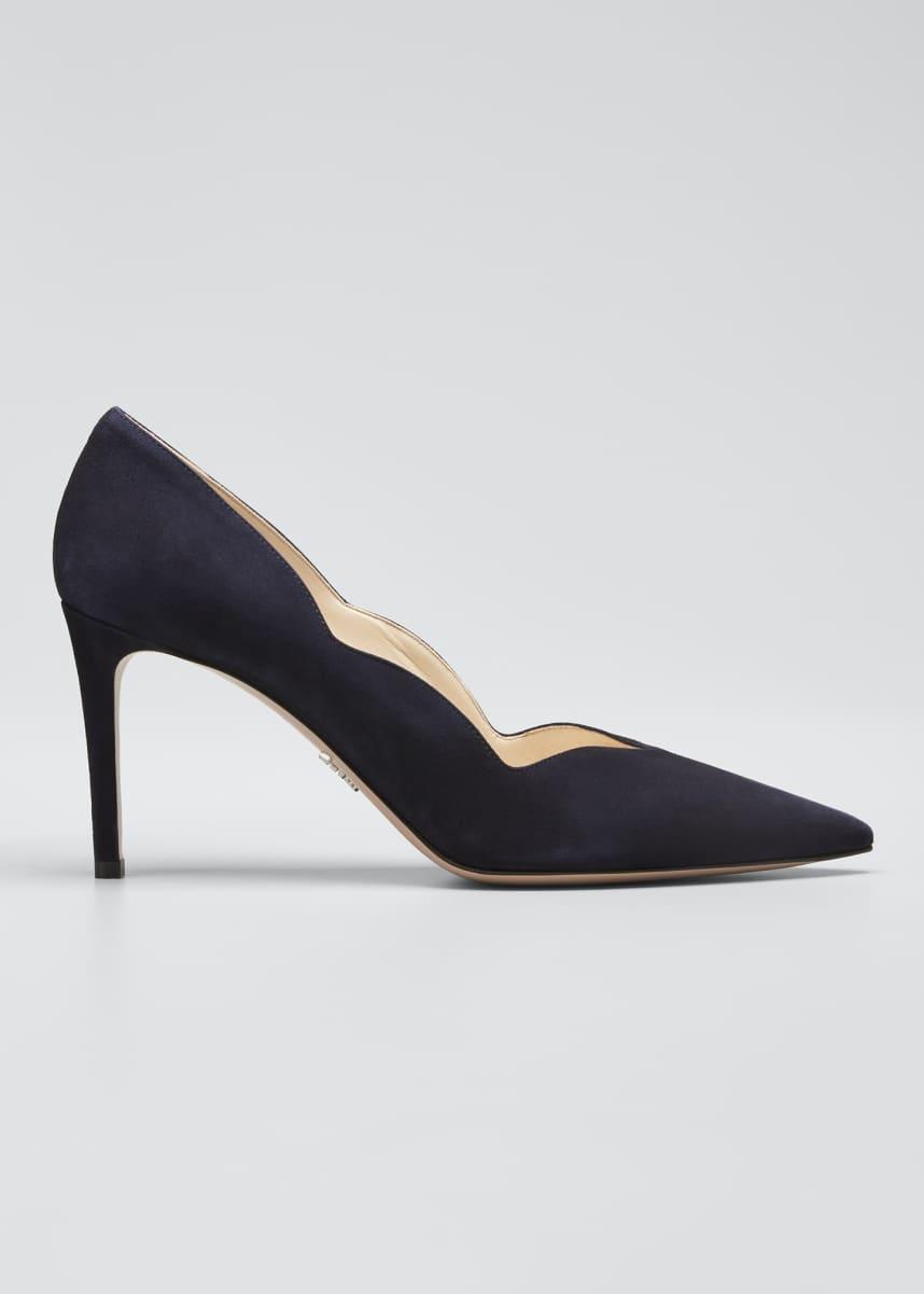Designer Pumps : Mary Jane Pumps at Bergdorf Goodman