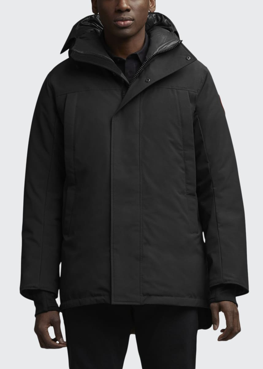 Canada Goose Men's Sanford Hooded Parka