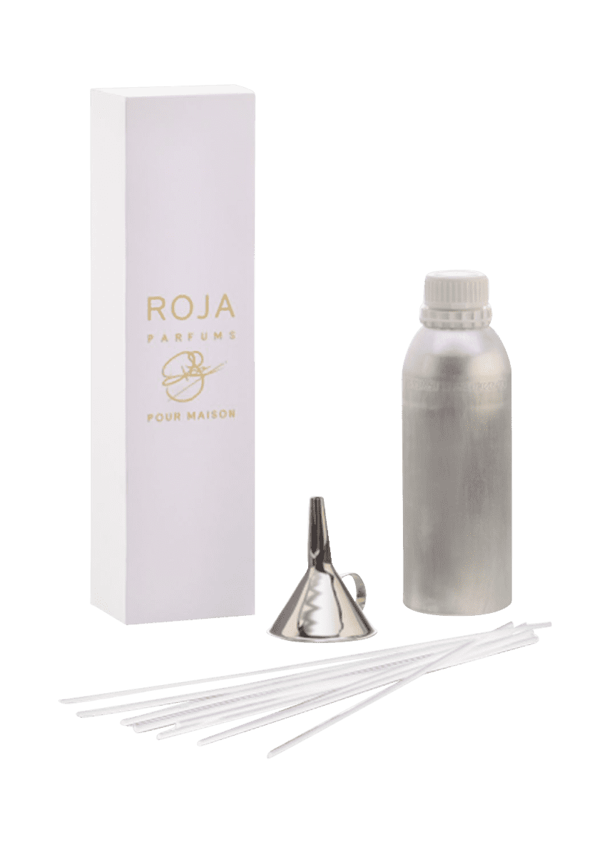 Roja Parfums Musk Aoud Reed Diffuser Oil, 25.3 oz./ 750 mL