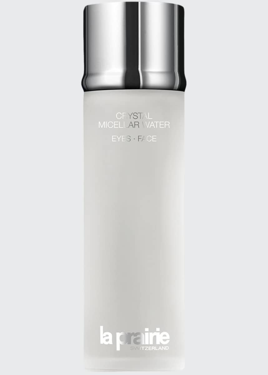 La Prairie Crystal Micellar Water Eyes and Face, 150 mL/ 5.1 oz.