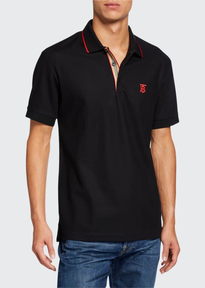 Designer Polo Shirts : Long-Sleeve & Short-Sleeve at Bergdorf Goodman