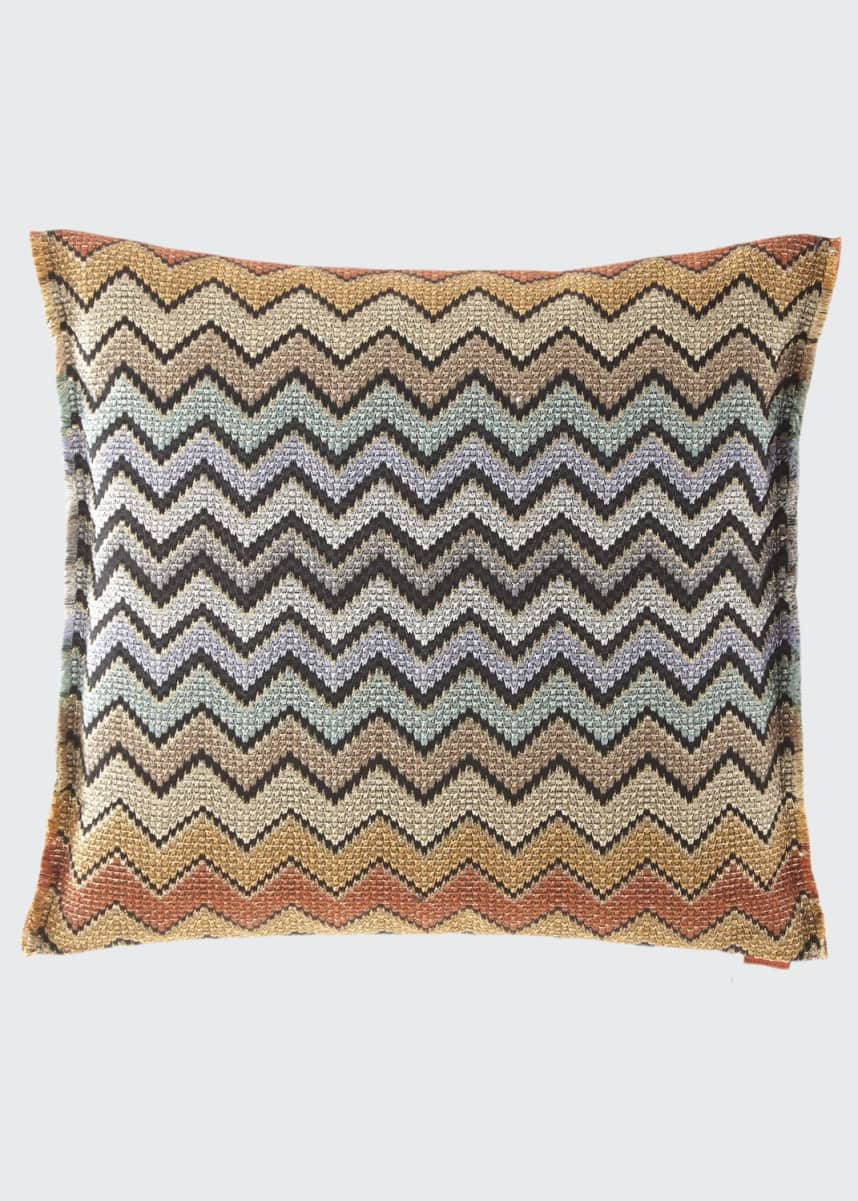"Missoni Home Westmeath Pillow, 16""Sq."