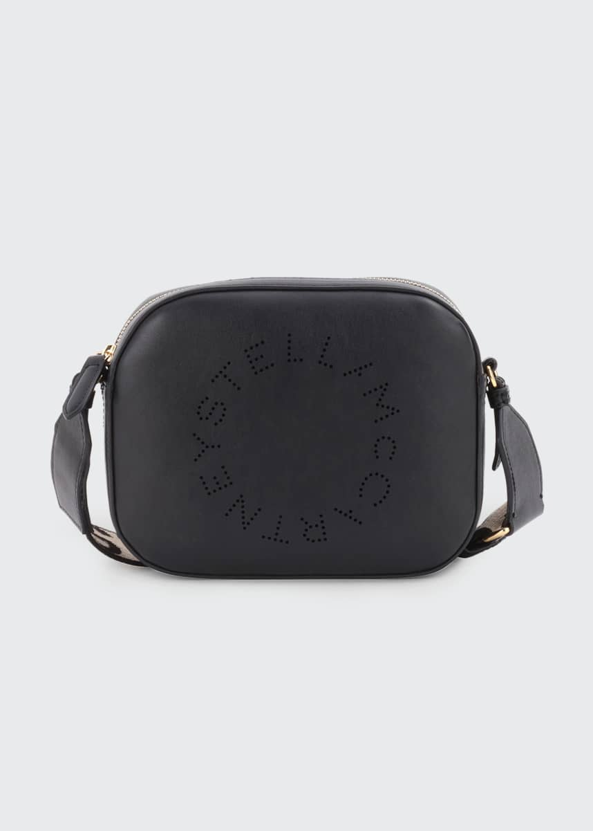 Stella McCartney Mini Logo Crossbody Camera Bag