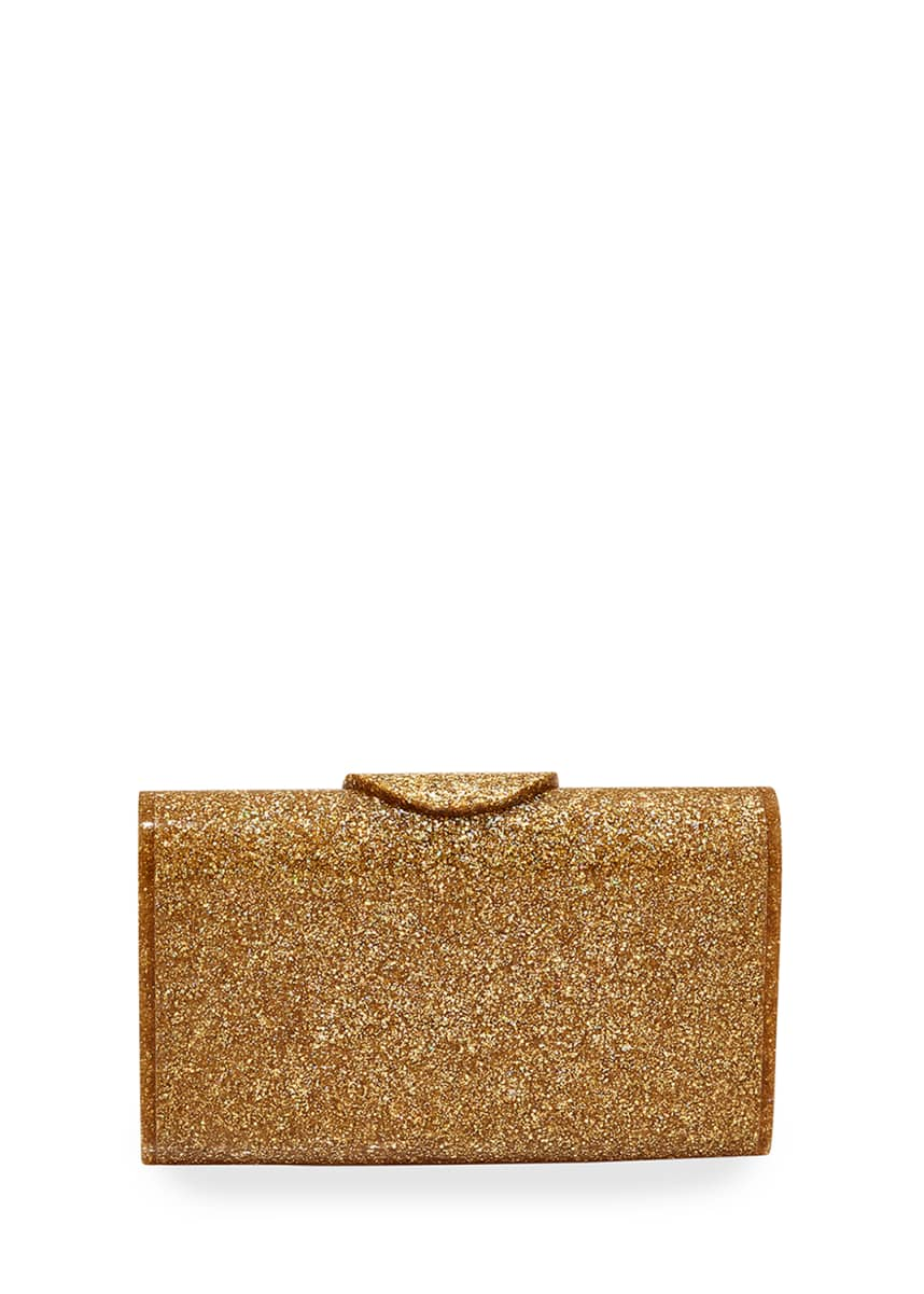 Edie Parker Mini Lara Iceless Clutch Bag