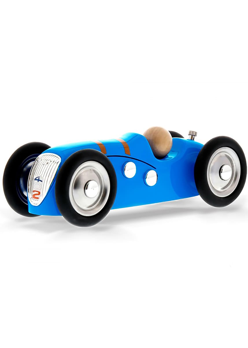 Baghera Blue Metal Toy Car