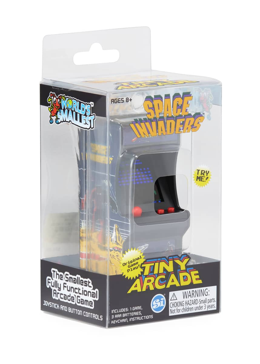Super Impulse Space Invaders Tiny Arcade Game