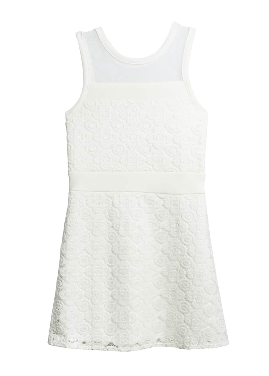 Sally Miller The Liz Lace Sleeveless Dress, Size S-XL