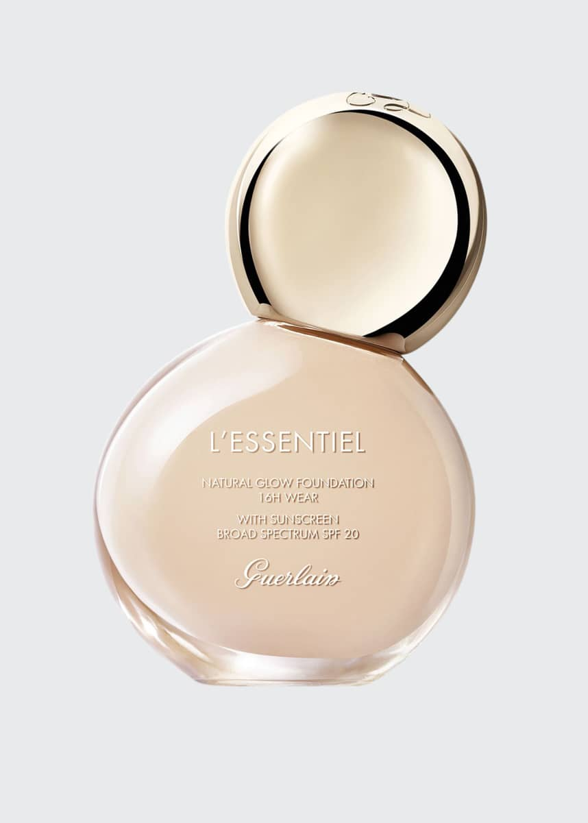 Guerlain L'Essentiel Natural 16-Hour Wear Foundation SPF 20, 1 oz./ 30 mL