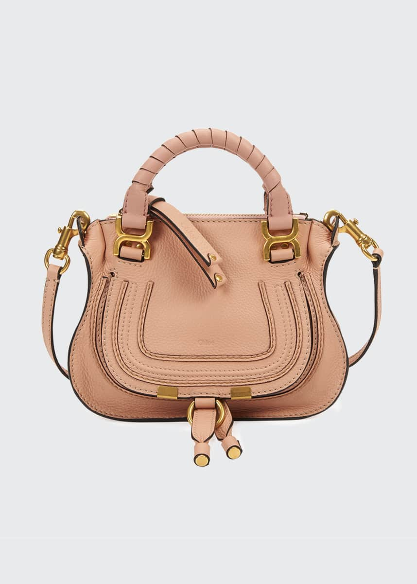 Chloe Marcie Mini Satchel Bag