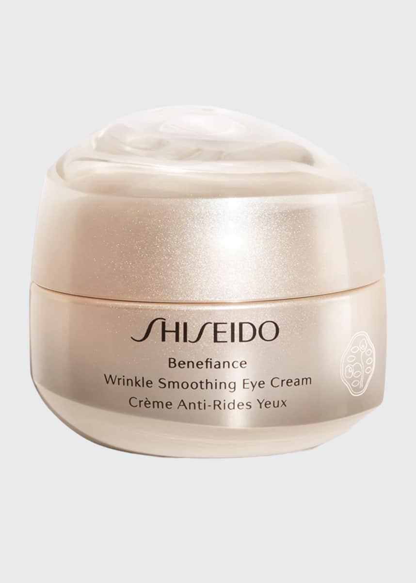 Shiseido Benefiance Wrinkle Smoothing Eye Cream, 0.5 oz./ 15 mL