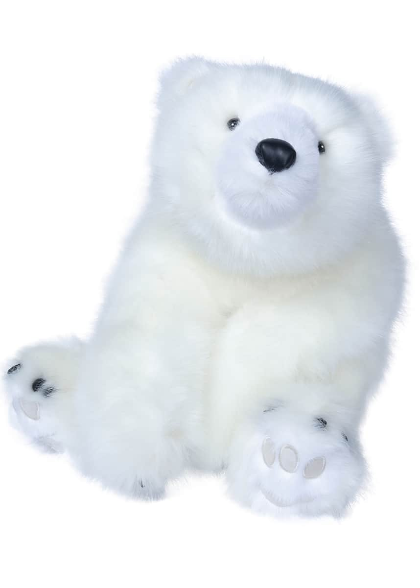 Ditz Designs By The Hen House White Diamond Bear Hugs, 26""