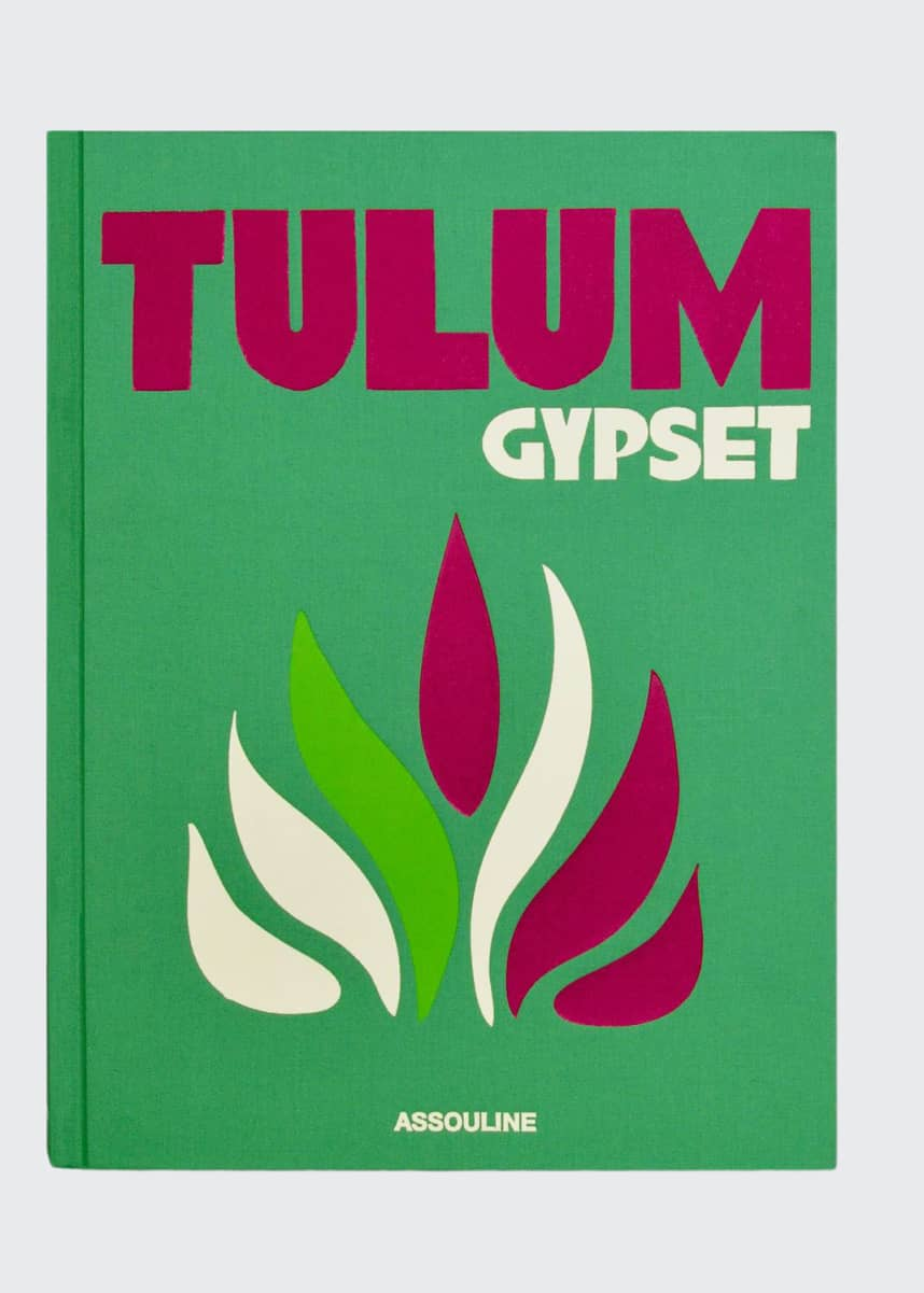 "Assouline ""Tulum Gypset"" Book by Julia Chaplin"